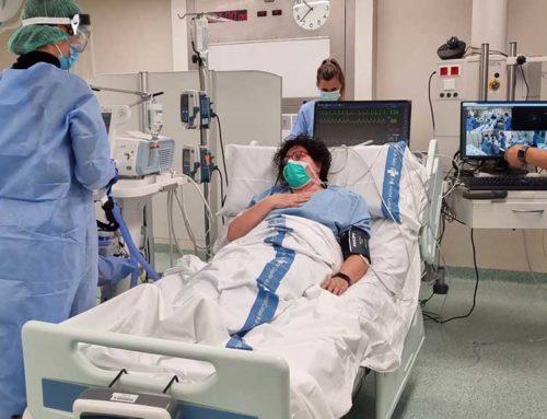 """El sistema sanitari ebrenc, """"tensat"""" per la cinquena onada de la covid"""