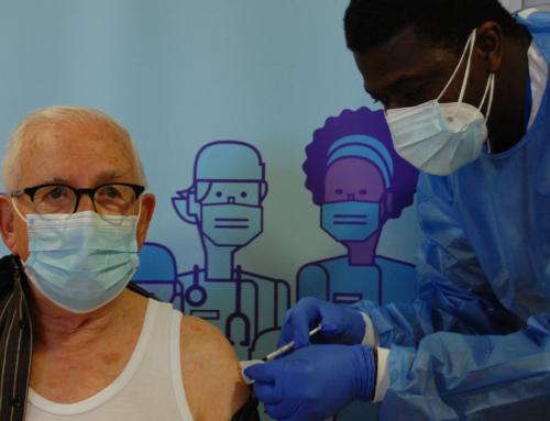 El risc de morir per covid cau un 98% a les residències després de la vacunació amb Pfizer