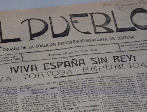 Així es va explicar la proclamació de la Segona República a la premsa tortosina de l'època