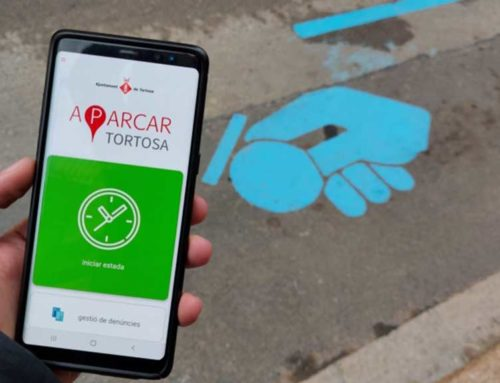 Dilluns 3 de maig entra en vigor la gratuïtat de la primera hora d'estacionament a la zona blava amb l'ús de l'app