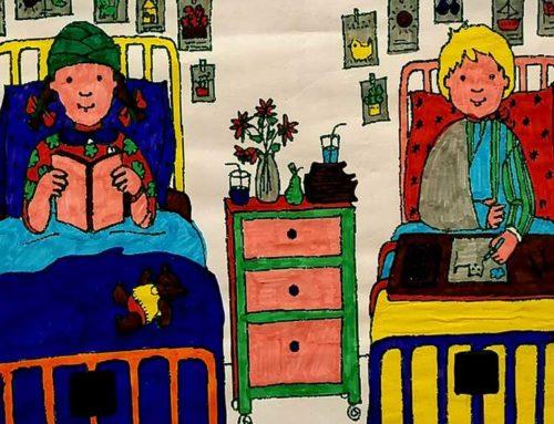 Celebració del Dia de l'Infant Hospitalitzat a l'Hospital de Tortosa Verge de la Cinta
