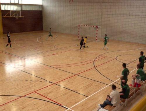 Triple derrota dels ebrencs a la Divisió d'Honor de futbol sala
