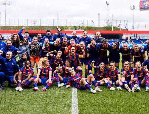 El Barça femení a la final de Champions!