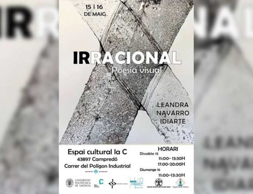 L'espai Cultural la C de Campredó obre les seves portes amb l'exposició Irracional de l'artista Leandra Navarro Idiarte