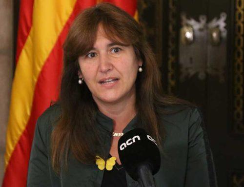 """Borràs replica a ERC que els """"ultimàtums"""" afegeixen pressió per """"intentar descarrilar"""" un acord"""