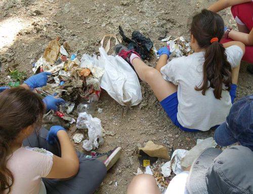 La Diputació de Tarragona se suma un any més a la iniciativa europea Let's Clean Up