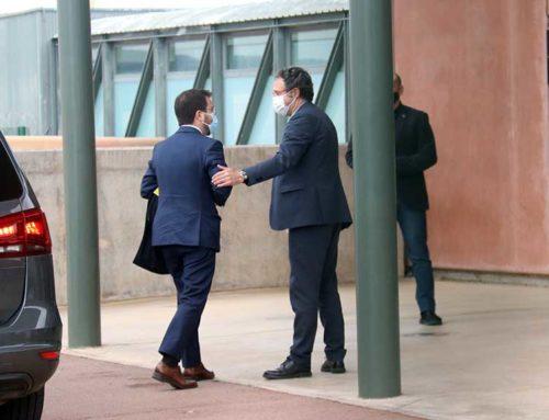 ERC i JxCat fan una segona cimera a Lledoners per intentar desencallar l'acord per formar govern