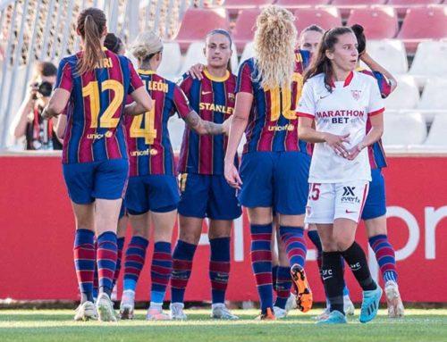 El Barça femení remunta i es classifica per les semifinals de la Copa de la Reina
