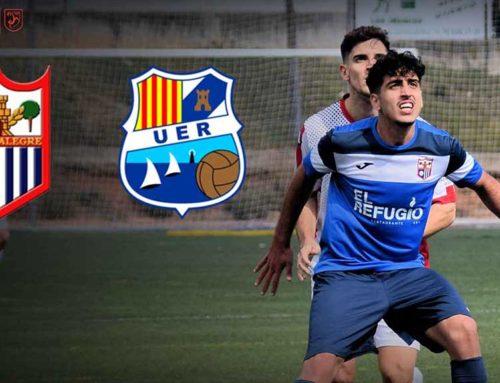 La UD Vista Alegre-UE Rapitenca de 1a catalana, en directe per la FCF.TV
