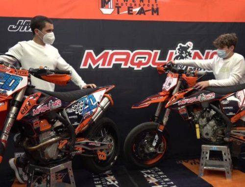 El Campionat d'Espanya de Supermotard arriba al Circuit de Móra d'Ebre amb els germans Monllau