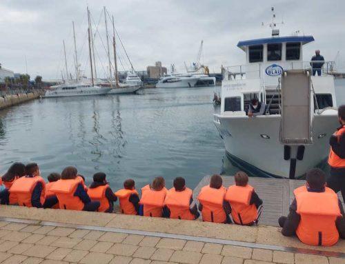 Més de 2.300 escolars participaran en les activitats didàctiques del Museu del Port durant el curs 2020-2021