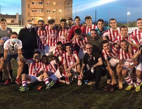 El filial del CD Tortosa certifica l'ascens a 3a catalana a falta d'una jornada