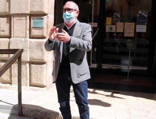 El judici contra l'alcalde de Roquetes per l'1-O es reprendrà finalment aquest dijous