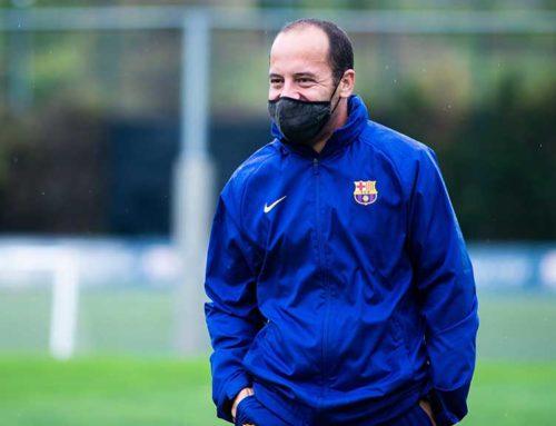 Lluís Cortés renova com a tècnic del Barça femení de cara a la propera temporada