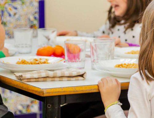 Oberta la convocatòria d'ajuts individuals de menjador pel curs 2021/2022