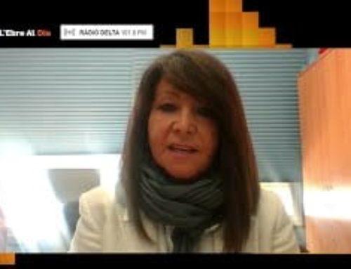 L'Ebre al Dia. Entrevista amb Mar Carranza, orientadora de l'Institut de Flix.