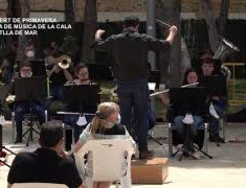 Concert de Primavera de la Banda de Música de la Cala