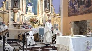 Missa a la Mare de Déu de l'Ermita a l'Aldea