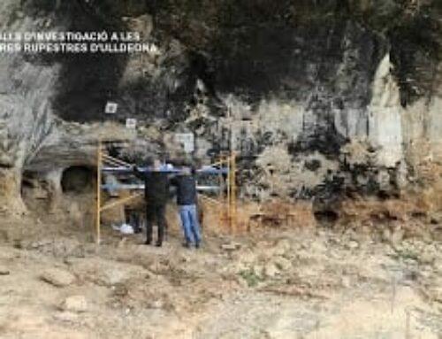 Treballs d'Investigació a les Pintures Rupestres d'Ulldecona