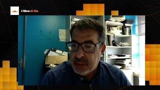 L'Ebre al Dia. Entrevista a J. A. Duro Director de la Càtedra D'Economia Local i Regional de les TE.