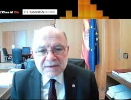 L'Ebre al Dia. Entrevista a Joan Sabaté, subdelegat del Govern d'Espanya a Tarragona