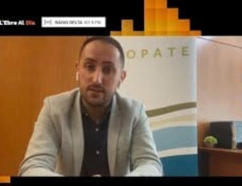 L'Ebre al Dia. Entrevista a Joan Alginet, president del COPATE.