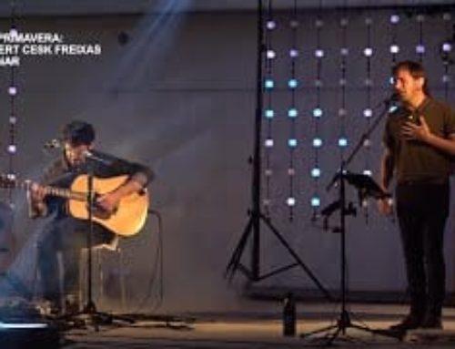 Tast de Primavera a Alcanar: Concert de Cesc Freixas