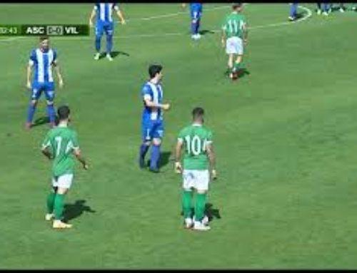 Partit de lliga j 13 de 1a catalana entre FC Ascó i CF Vilanova complert