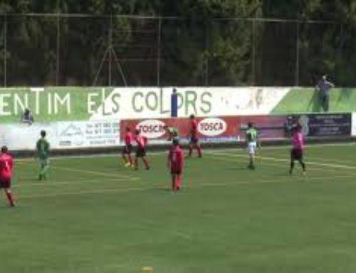 INFANTILS. Catalònia-Ascó 3-2 INTEGRE