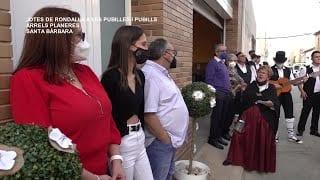 Sant Gregori - Arrels Planeres: Jotes de Rondalla a les Pubilles i Pubills 2021 a Santa Bàrbara