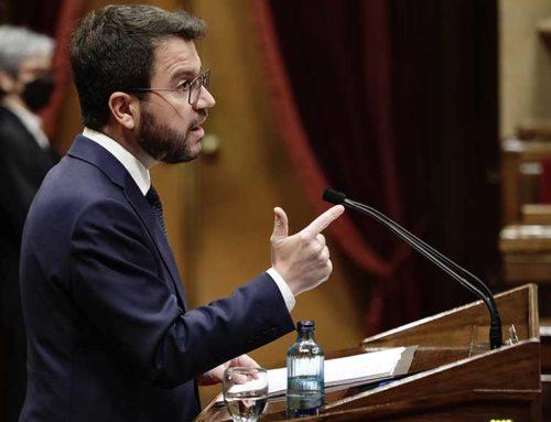 """Aragonès es compromet a """"culminar la independència"""" i """"fer inevitable"""" l'amnistia i l'autodeterminació"""