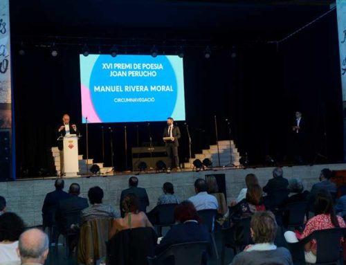 Carles Castell s'emporta el 33è Premi Literari Vila d'Ascó