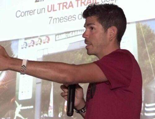 Pau Capell, campió del món d'Ultratrails, fa una xerrada al Perelló