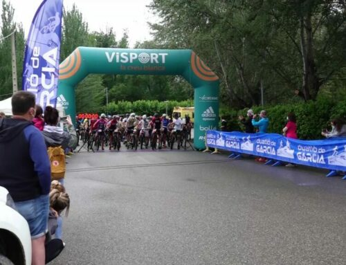 La 5a edició del Duatló de Garcia bat el rècord de participants