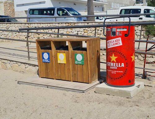 L'Ampolla promou diversos projectes i activitats per a fomentar la cura de les platges