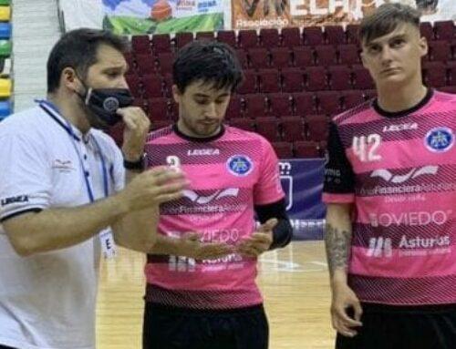 El tortosí Toni Malla deixa el Base Oviedo i fitxarà per un equip de categoria superior