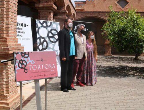 Tortosa estrena el festival Proto en el marc de la Capital de la Cultura Catalana i la Festa del Renaixement
