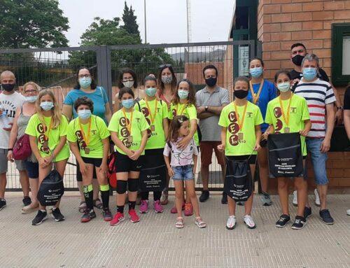 Set equips del Baix Ebre participen al segon cap de setmana de Trobades Nacionals dels Jocs Esportius Escolars de Catalunya