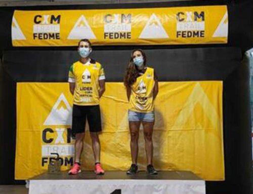 Alberto Gamero i María Ordóñez s'imposen en el Km Vertical de Roquetes