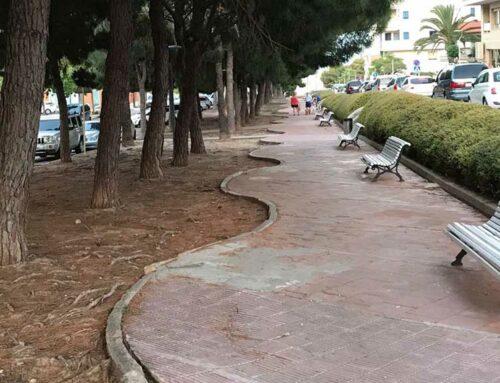 La Ràpita licita el projecte d'arranjament de l'avinguda Pare Castro