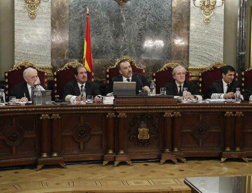 El Tribunal Suprem dictarà les excarceracions tan bon punt tingui confirmació oficial del govern espanyol