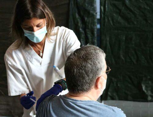 Més de 104.000 vacunes posades en 24 hores