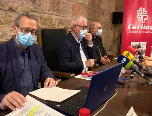 La pandèmia eleva un 12% les famílies ateses per Càritas a la Diòcesi de Tortosa