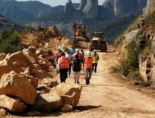Territori reobrirà la carretera d'Horta de Sant Joan al juliol