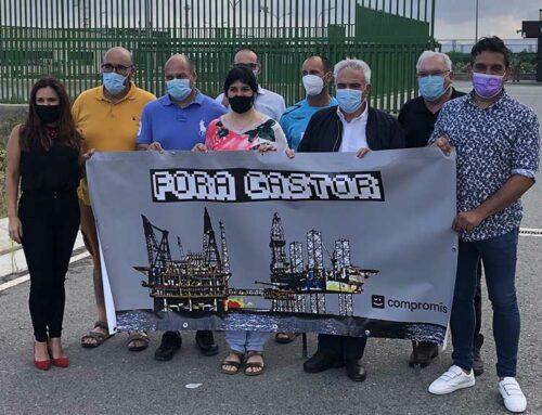 Compromís recorda que mantenir la planta terrestre del Castor aturada costa 46.500 euros diaris als contribuents