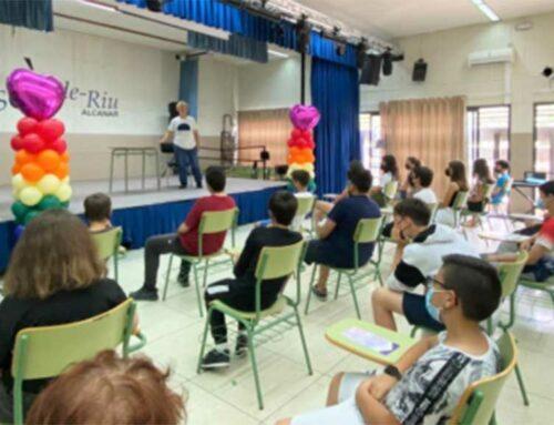 El SAI del Montsià organitza un taller sobre la igualtat i la llibertat sexual a alumnat de l'Institut Sòl de Riu d'Alcanar