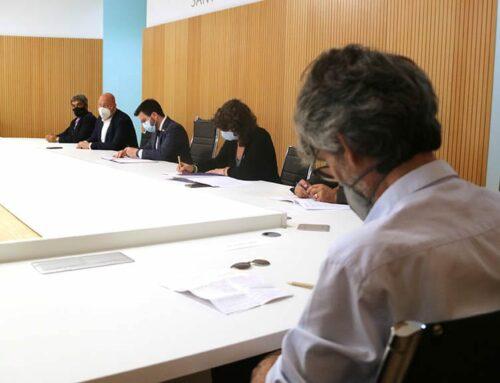 La Taula de Consens del Delta i el Govern creen un grup de treball per desencallar els compromisos pendents