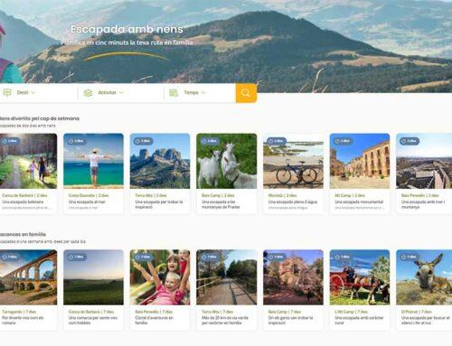 Un nou web turístic ofereix prop de 400 activitats familiars a les Terres de l'Ebre i el Camp de Tarragona