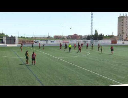 El juvenil femení de Futbol Formatiu és campió i puja a Primera divisió (3-3)