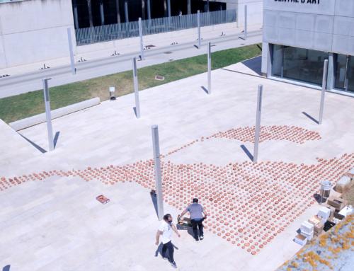 Lo Pati trasllada als centres escolars ebrencs un projecte artístic que reflexiona sobre la manca de sediments al Delta